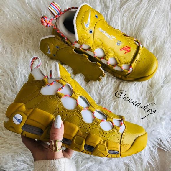 Nike Shoes   Nwt Nike Air More Money